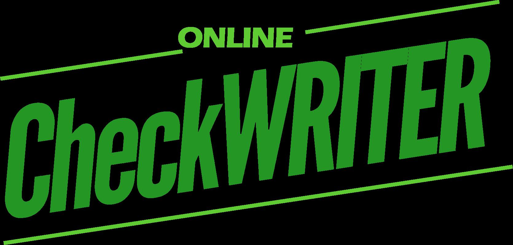 Bank of America Checks Online Check Writer Online