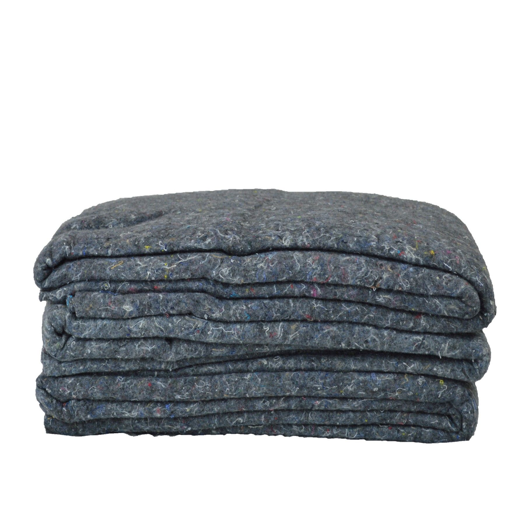 Textile Moving Blankets Qty 3 Size 54 Quot X 72 Quot Color Grey Material Made In North America Quot Moving Blankets Moving And Storage Moving Pads