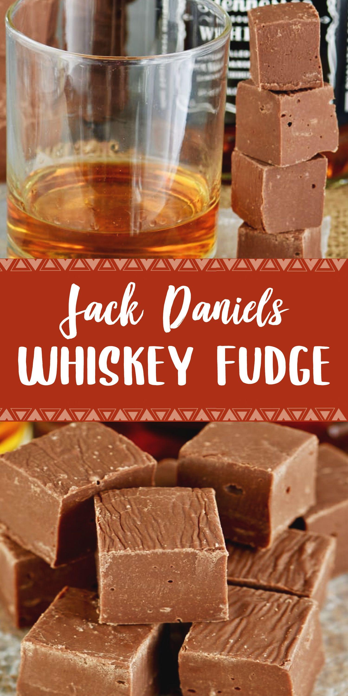 Jack Daniel S Whiskey Fudge Fudge Recipes Chocolate