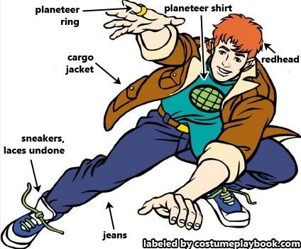 wheeler fire planeteer costume keep calm amp cosplay on