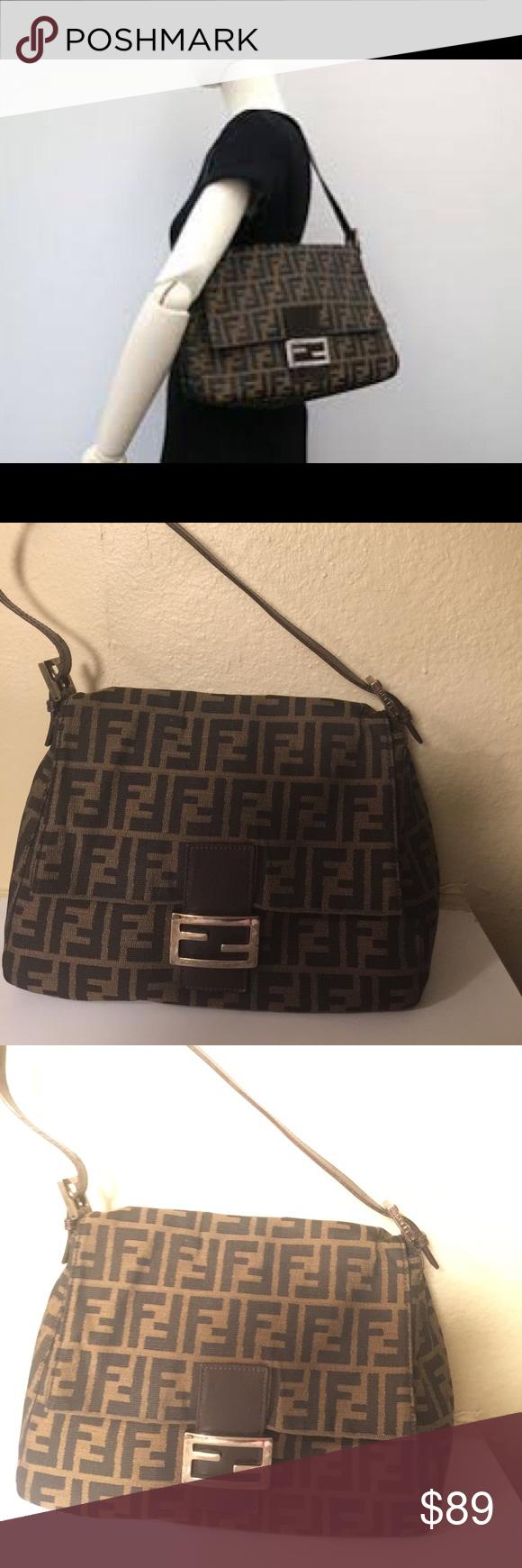 4394a207d00f Fendi Mama Zucca Bag Fendi Big Mama Zucca shoulder bag. Please note ...