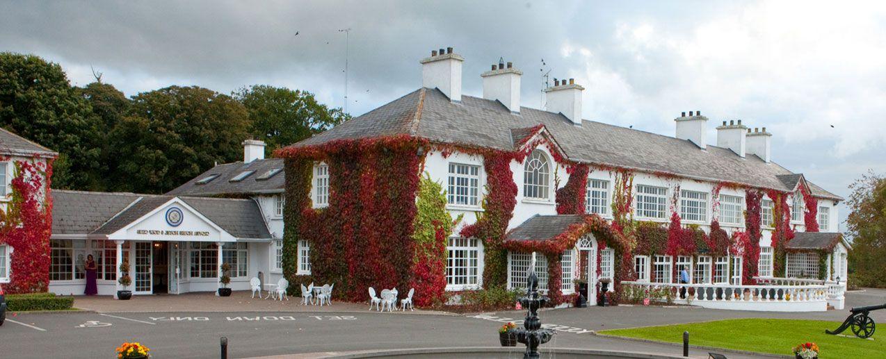 Crover House Hotel And Golf Club Mountnugent County Cavan Wedding Venue Very Good