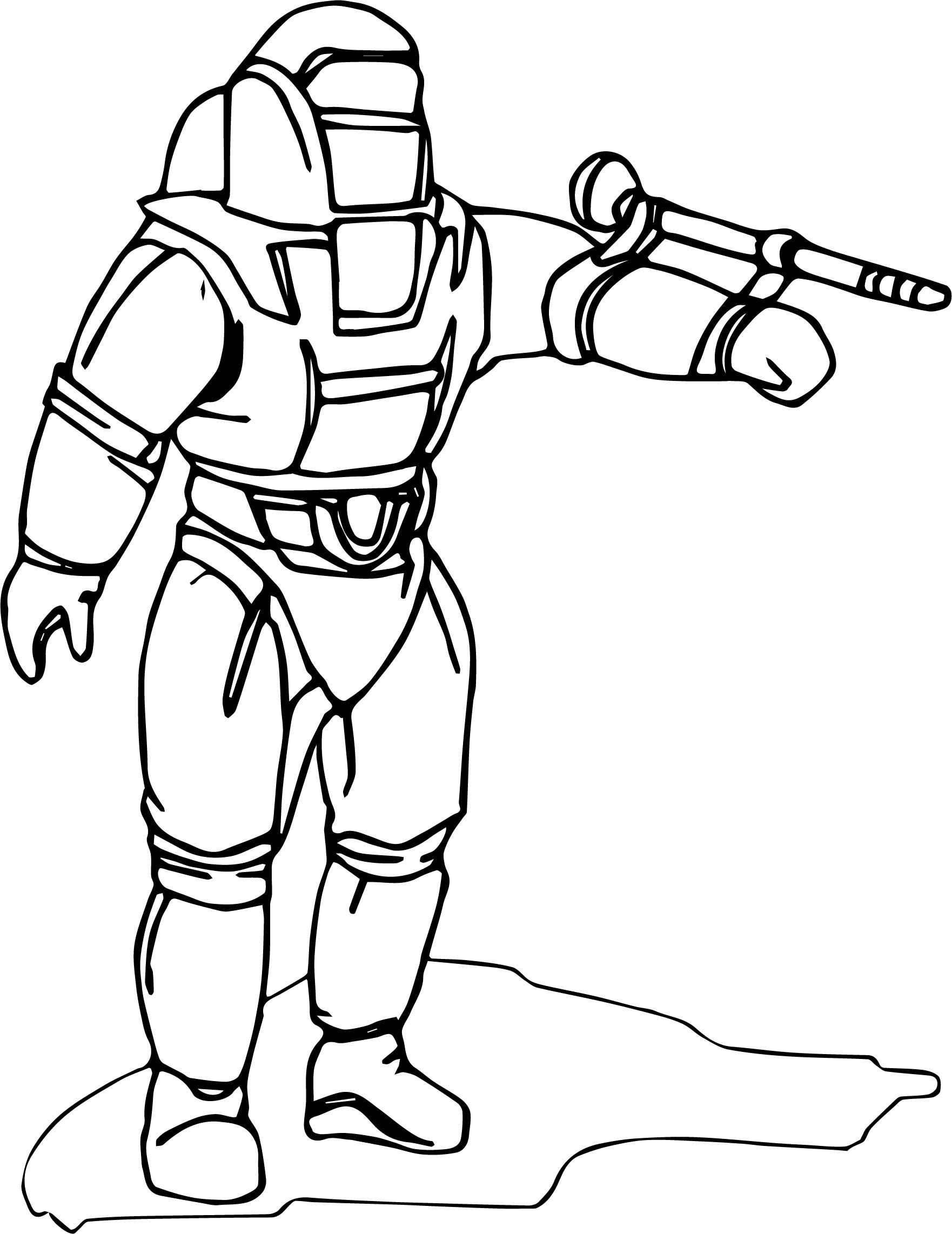 awesome Astronaut Fire Coloring Page | wecoloringpage | Pinterest ...