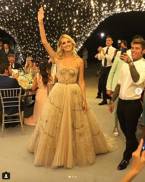Matrimonio Chiara Ferragni: il beauty look della cerimonia e della