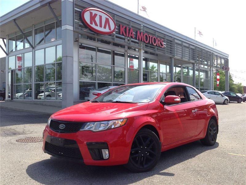 """Car 2010 Kia FORTE KOUP 2.4L SX in Mississauga, ON"