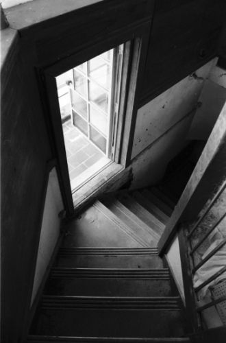 1940 Air Terminal Museum Tower Stairs Stairs Tower Museum