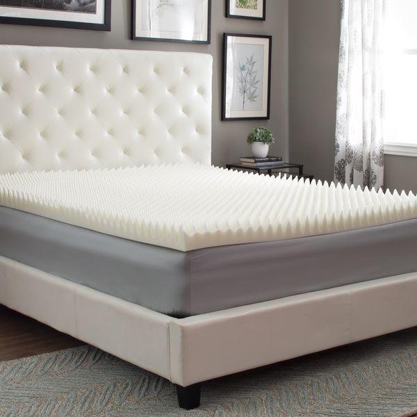 Slumber Solutions Highloft Supreme 3 Inch Memory Foam Mattress Topper Http Www