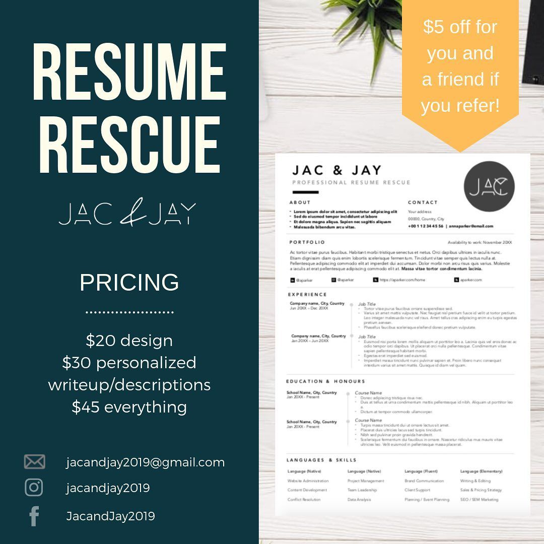 We're excited to help you find your next dream job and