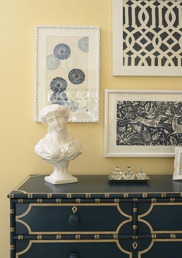 15 Creative Wall Art DIYs | Fabric wall art, DIY art projects and ...