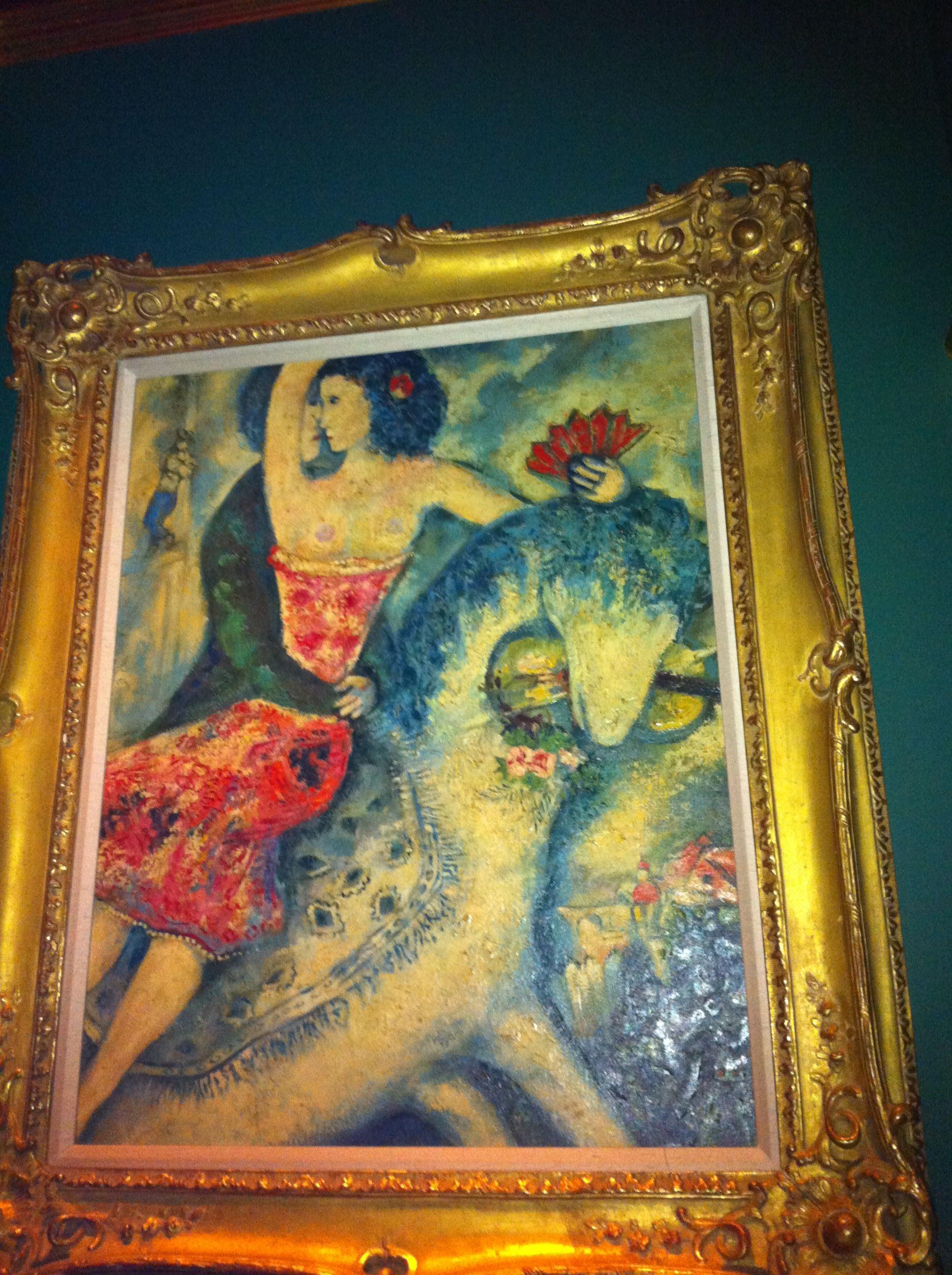Chagall Russian Tea Room NYC Coffee or Tea