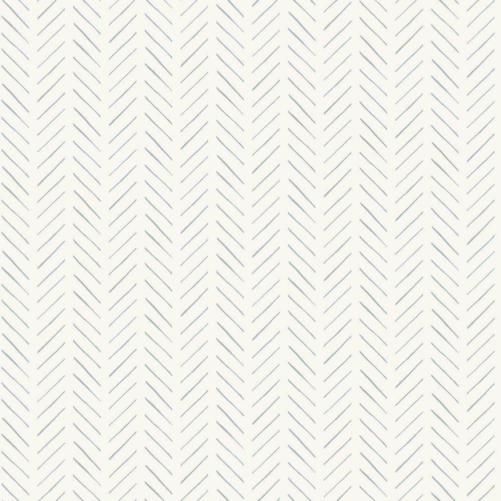 RoomMates PickUp Sticks Magnolia Home Wallpaper Cream in