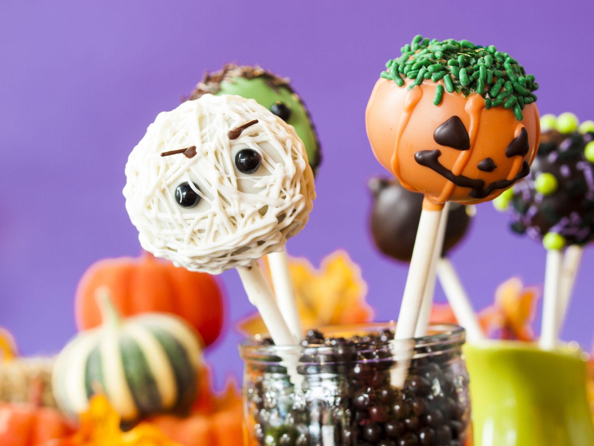 Los 20 dulces de Halloween más populares | eHow en Español
