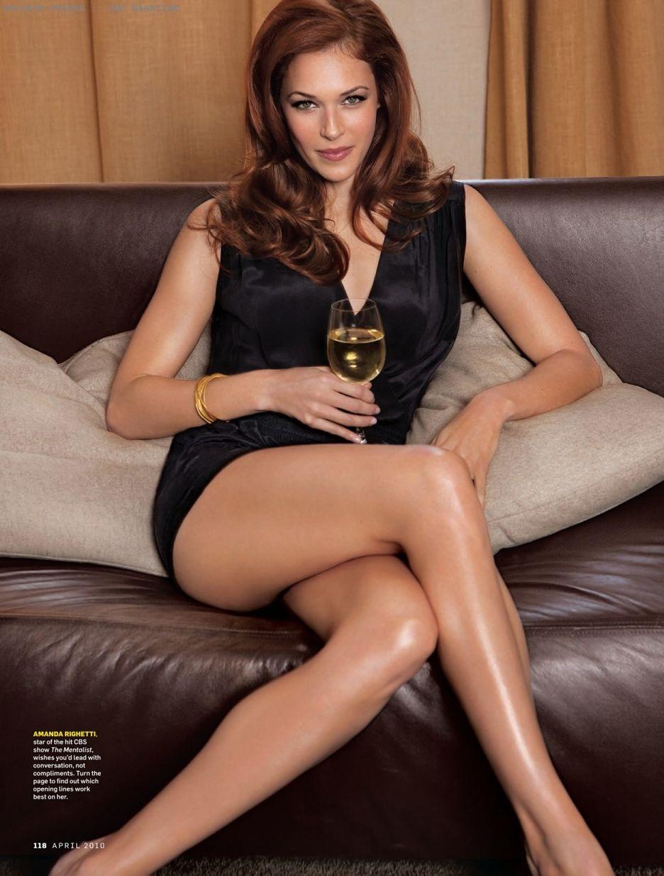 the sexiest models in men's health history | amanda righetti, amanda