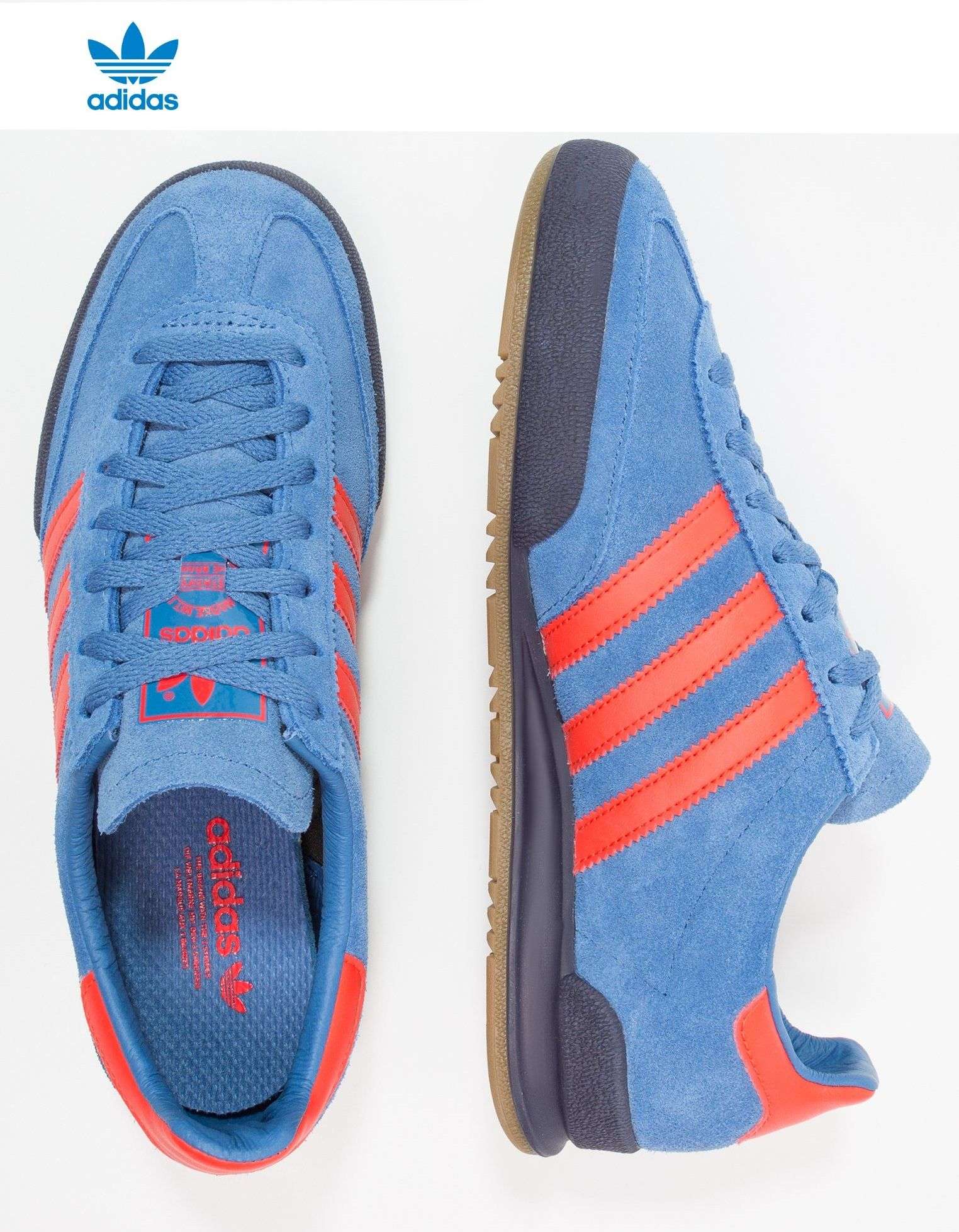 Nice release Jeans in Manchester colourway   Sneakers and