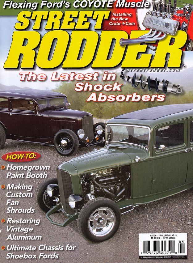 Street Rodder Magazine >> Kbs Coatings Featured In Street Rodder Magazine Kbs In Magazines