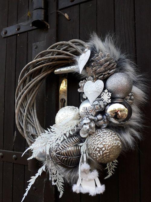 Photo of Grande corona – boccette, cuori, … / Decorazioni naturali di merci del venditore