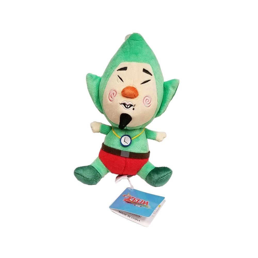 "Little Buddy The Legend of Zelda Tingle 8/"" Plush"