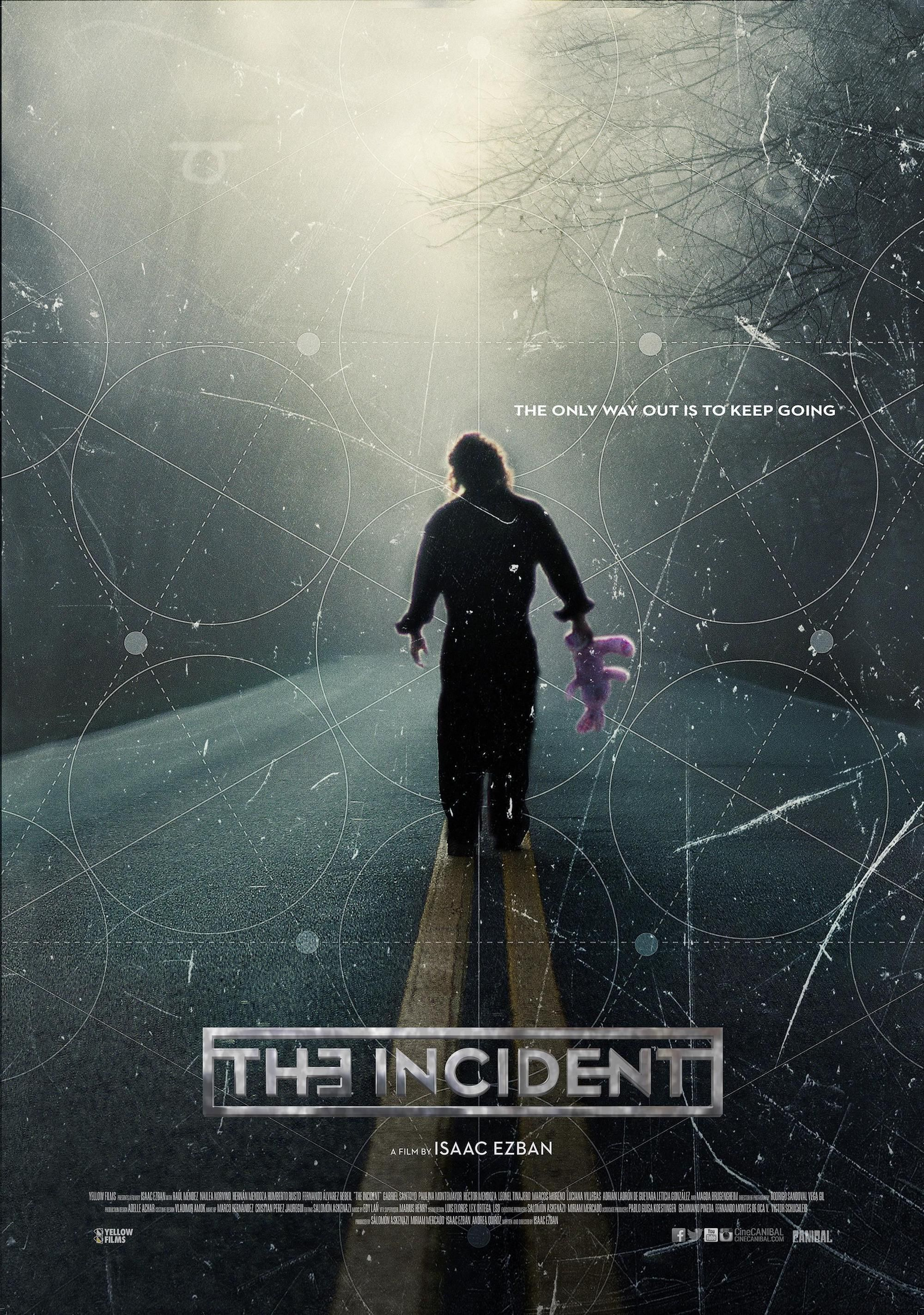 Risultati immagini per the incident isaac ezban film poster