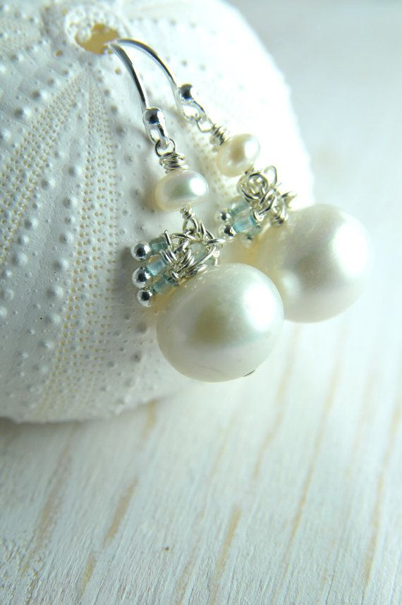 Hey, I found this really awesome Etsy listing at http://www.etsy.com/listing/70549709/white-pearl-cluster-pearl-earrings-white
