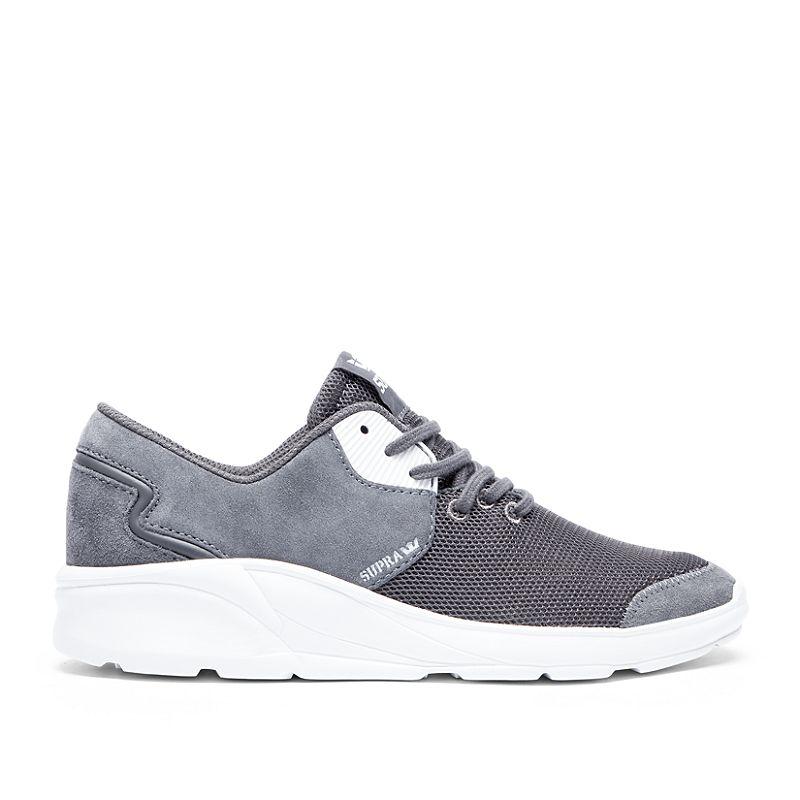 NOIZ in MAGNET - WHITE | SUPRA Footwear