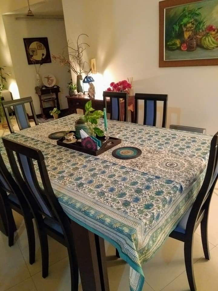 Pin By Komal Sharma On Ideas For The House Dining Table Cloth