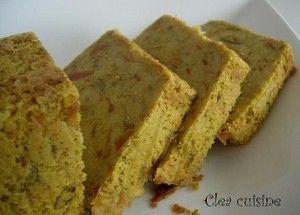Terrine de pois chiches au curry sans oeufs sans lait sans gluten