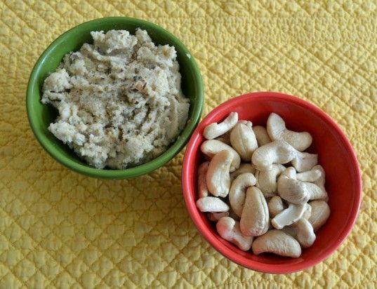Diy Recipe How To Make Raw Vegan Cashew Cheese Vegan Cashew Cheese Diy Food Recipes Cashew Cheese