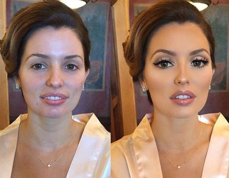 Pin by 🎀Mayooosha🎀 on MU-Before & After | Pinterest | Make up ...