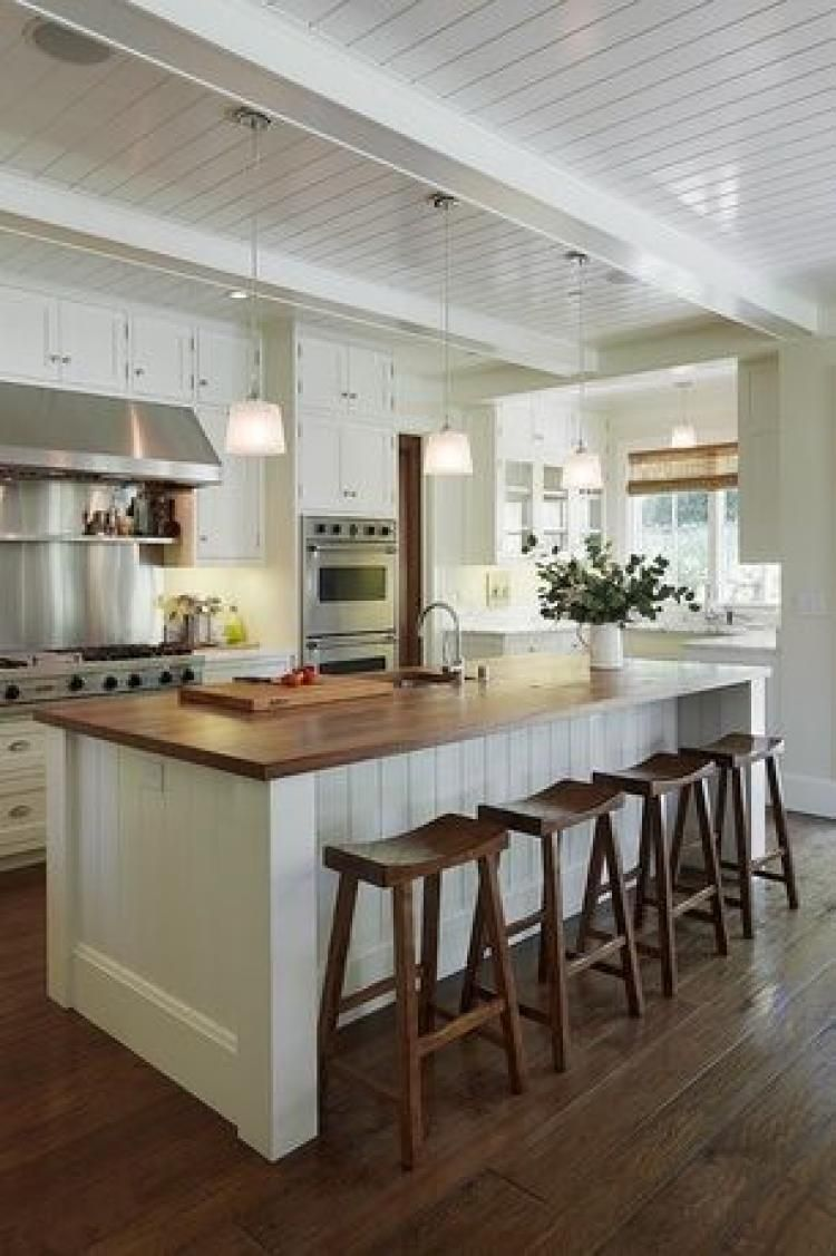 island kitchen ideas cabinet decals awesome wood top in 2019