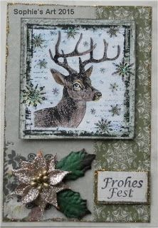 Sophie's Art: Frohes Fest  -  Happy Holiday