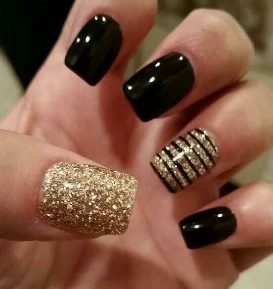 95 beautiful stylish nail art ideas i love nails pinterest 95 beautiful stylish nail art ideas prinsesfo Choice Image