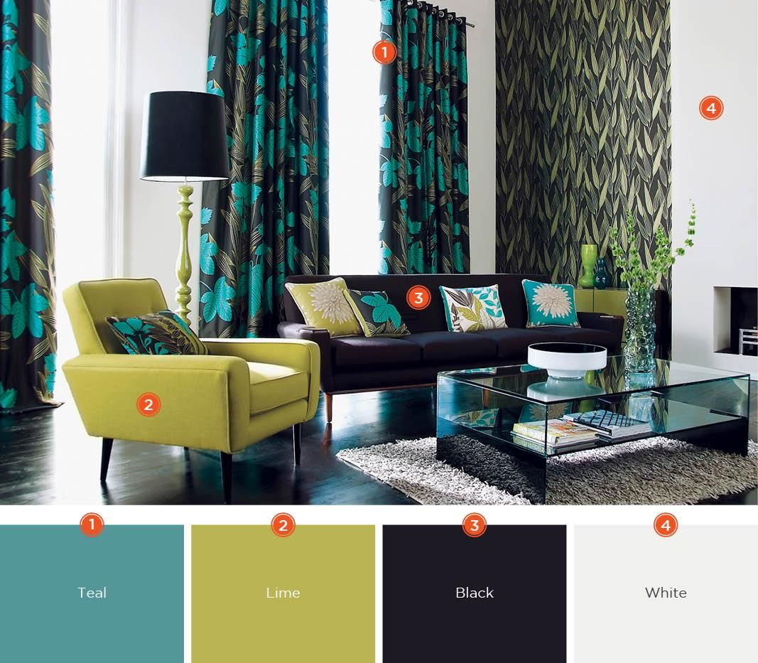 Peacock Influenced Living Room Color Schemes Teal Living Rooms Teal Living Room Color Scheme #peacock #color #scheme #living #room