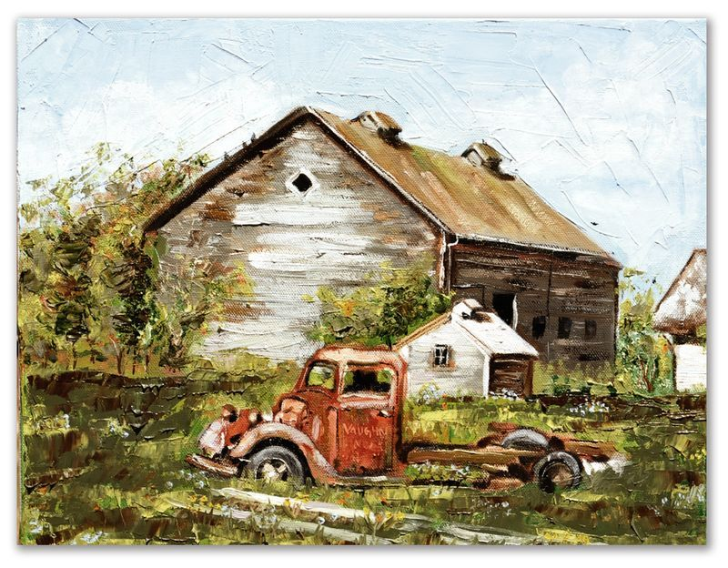 rustic farm painting farm paintings farm pictures on Rustic Country Paintings id=63553