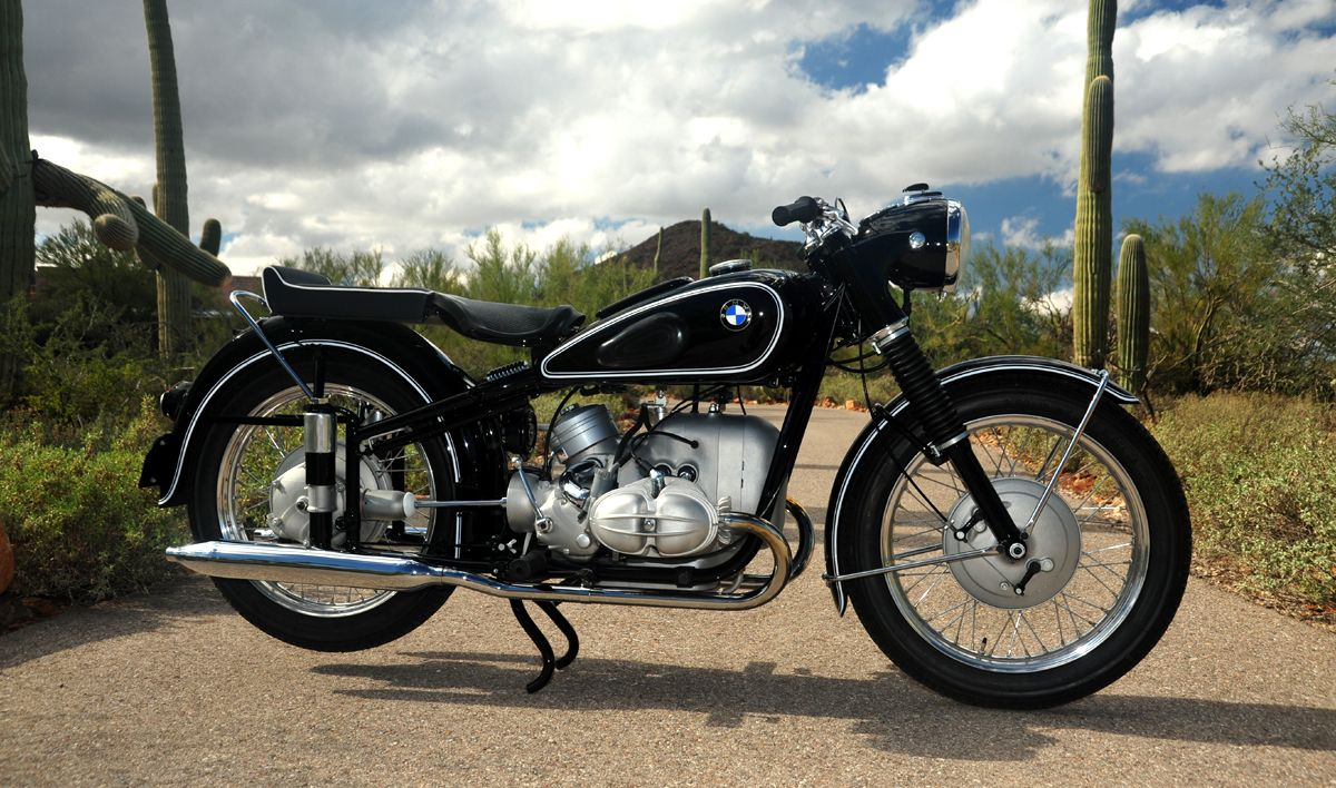 Gorgeous 1954 BMW R68 | Motorcycles | Motorcycle, Bmw
