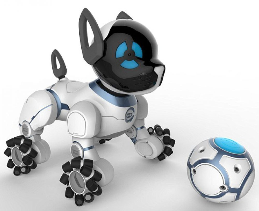 Chip Robot Dog From The Wowwee Company Of Hong Kong Nintendo