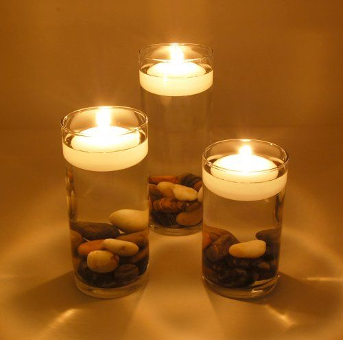 Bulk Floating Candles Unscented At Great