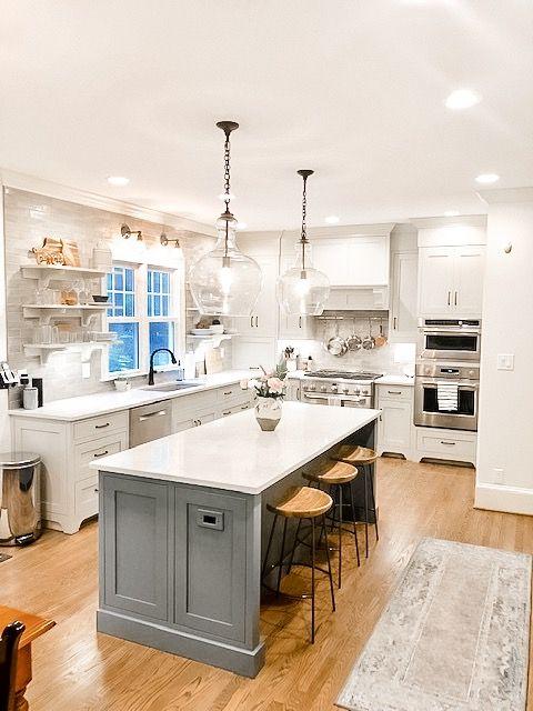 Kitchen Remodel   Kitchen remodel, Kitchen, Shaker doors