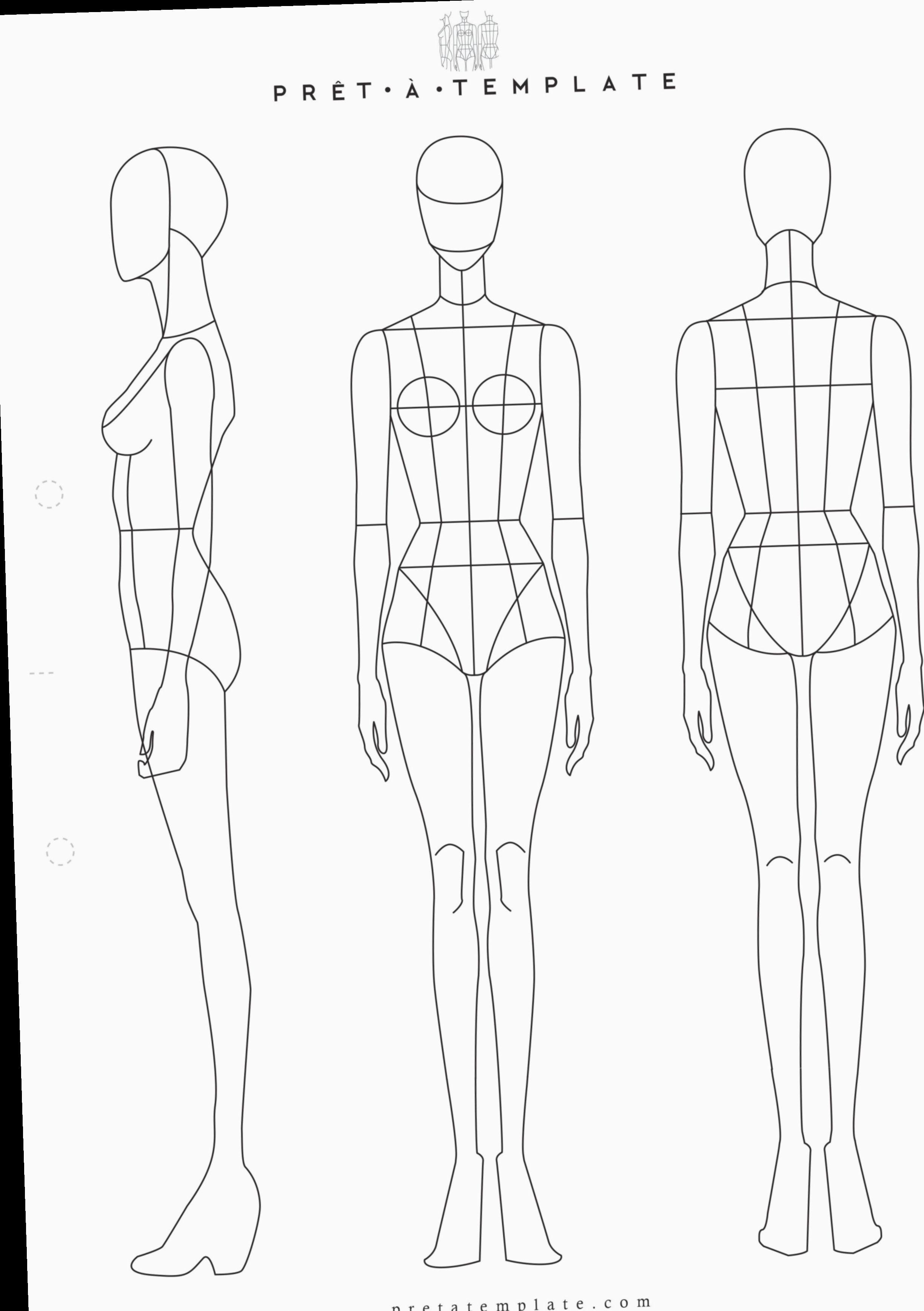 Fashion Design Body Figures Happy Fashion Love Fashion Illustration Template Fashion Design Template Fashion Figure Drawing