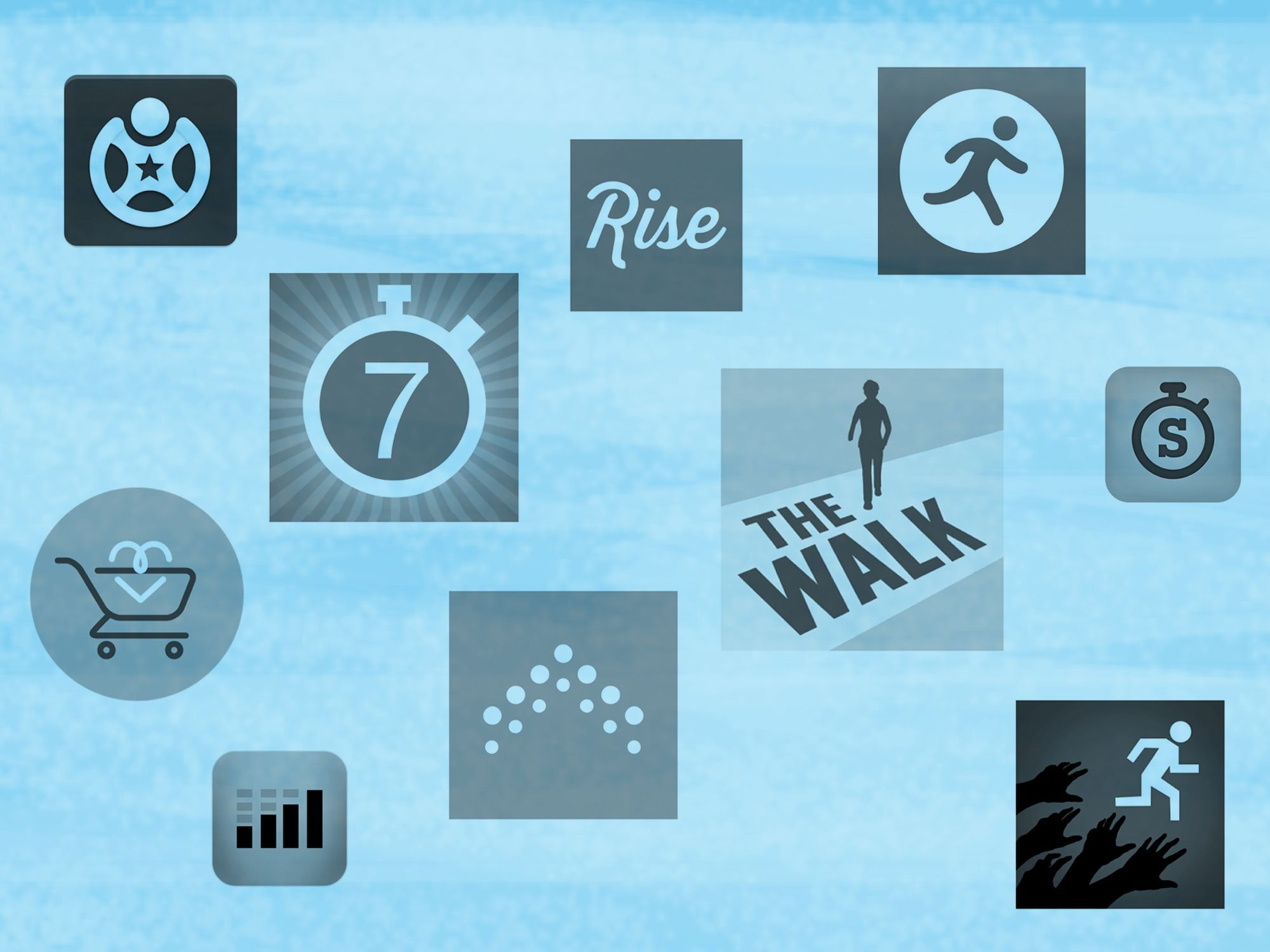 28 Best Fitness Apps for Your Wedding Workout Fun