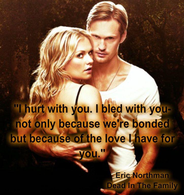 Eric True Blood dating