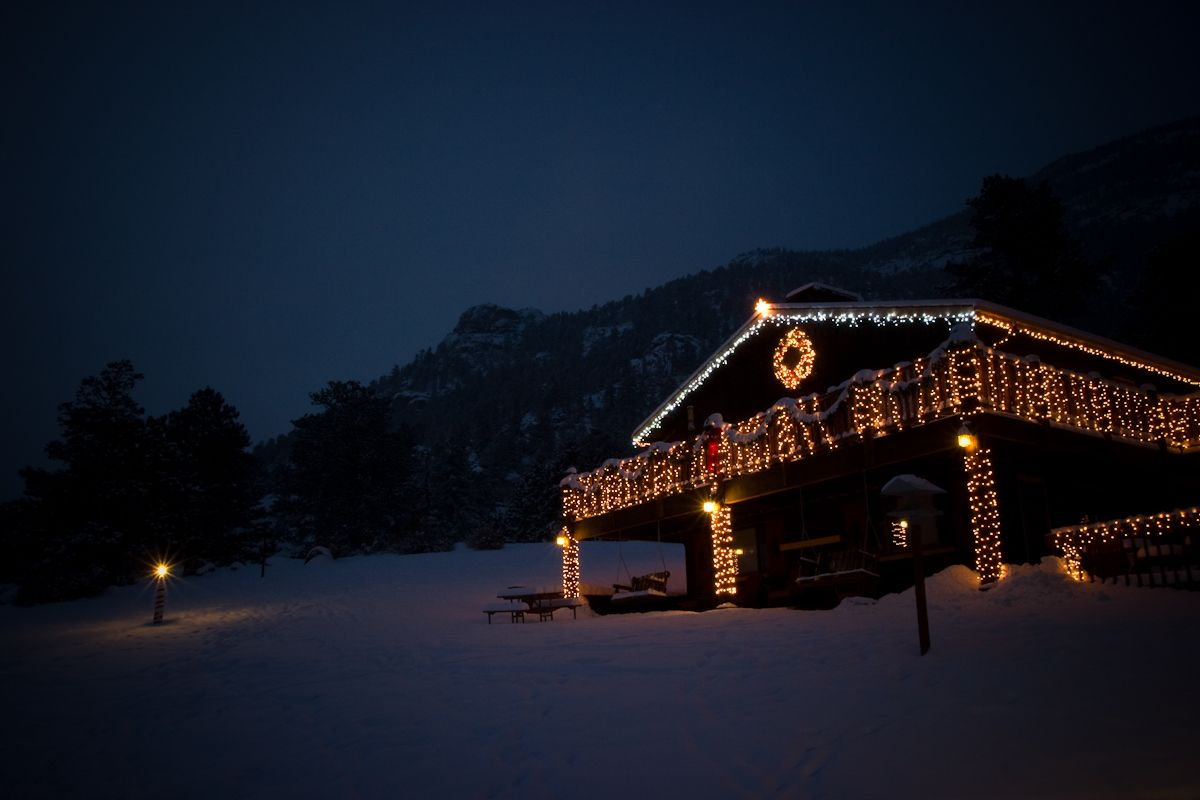 Christmas Holiday Specials Lodging In Estes Park