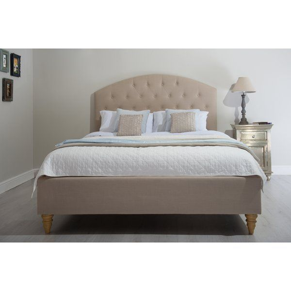 Lovely Sofia Upholstered Bed Frame Amazing - Simple bedstead Minimalist