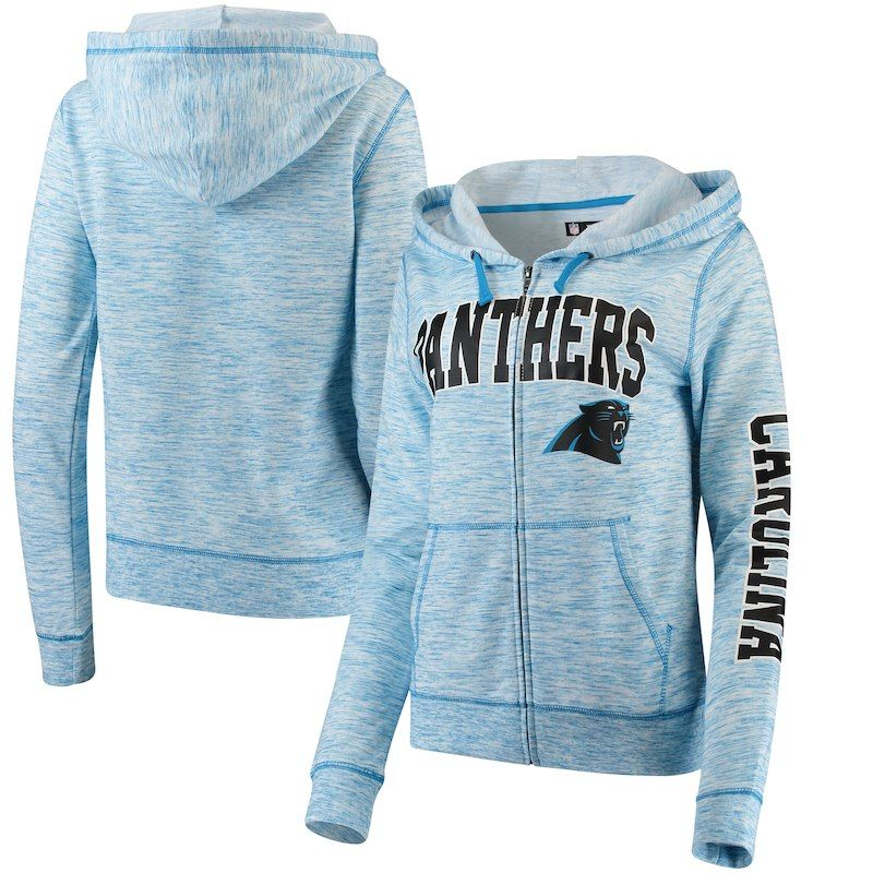 new products 90804 24c93 Carolina Panthers 5th & Ocean by New Era Women's Athletic ...