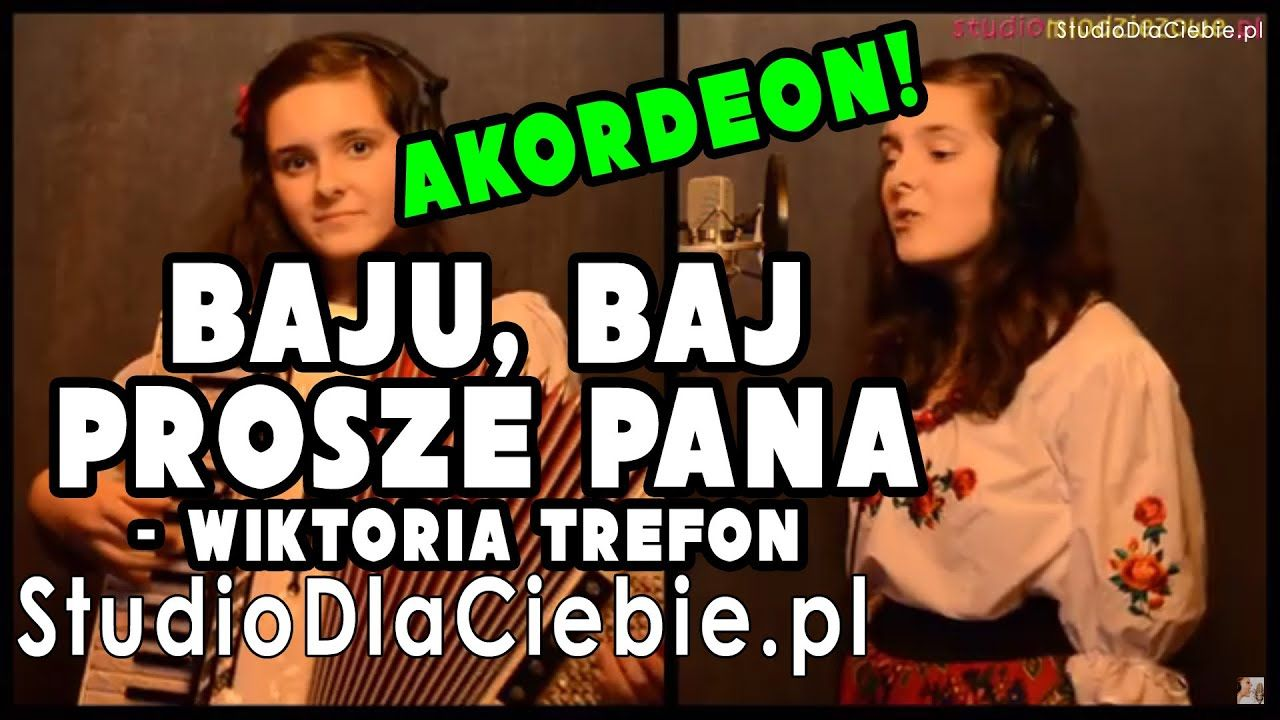 Baju Baj Prosze Pana Anna Jantar Cover By Wiktoria Trefon Youtube With Images Piosenki Muzyka