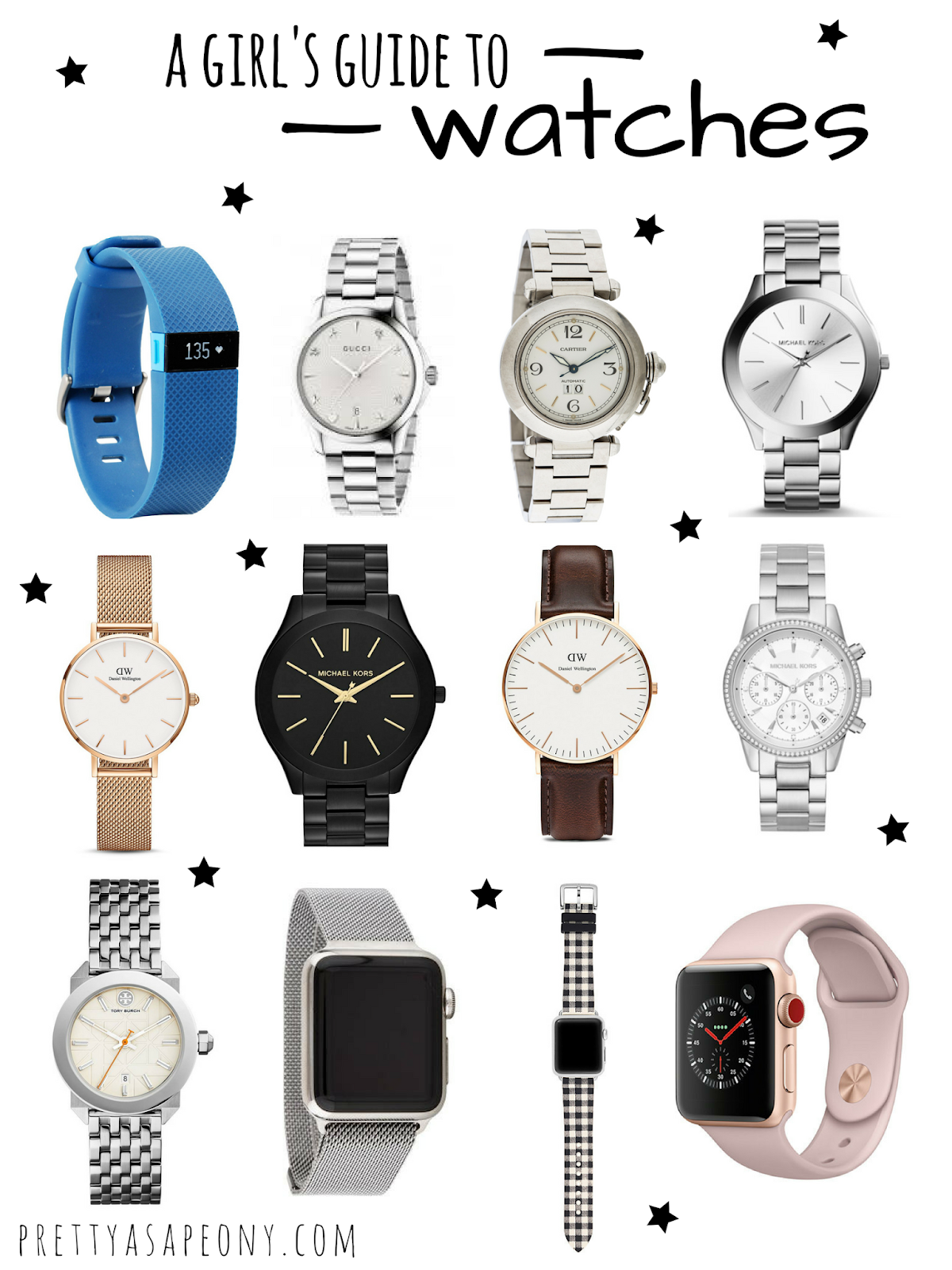 s as girl guide michael peony to a pretty preppy kors watches pin