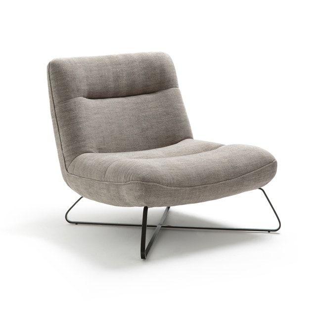 Egg Chair Stof.Zetel Zuiver Linnen Helmazetel Helma Uiterst Comfortabele Zetel