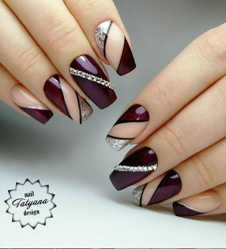 80 Fabulous Natural Spring square acrylic nail design in favor of Clos