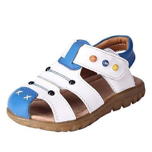 Zapatos blancos de verano oficinas infantiles X0CpFyHza9