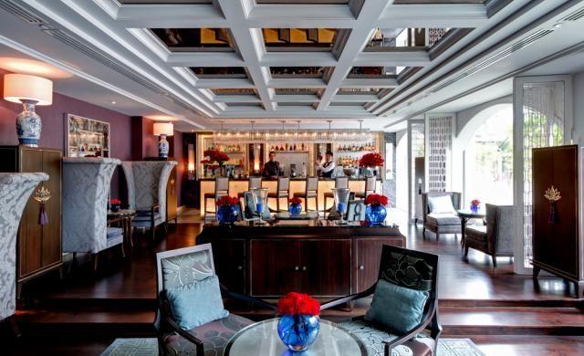 Sapphire Bar Lobby F The Sukosol 477 Sri Ayutthaya Rd Bangkok Thailand Bangkok Bar City Hotel Bangkok