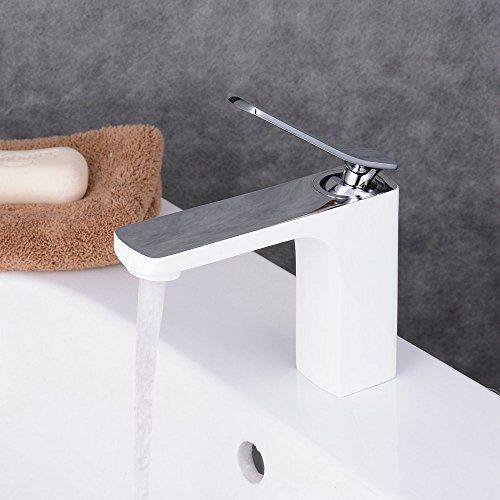 Armatur Bad beelee wasserhahn hohe weiß bad armatur waschbecken